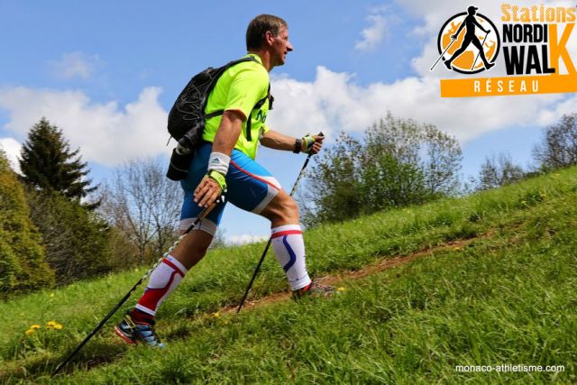 NEW: NORDIC WALKING ROUTES IN TRAIL RUNNING STATIONS® - Station de ...