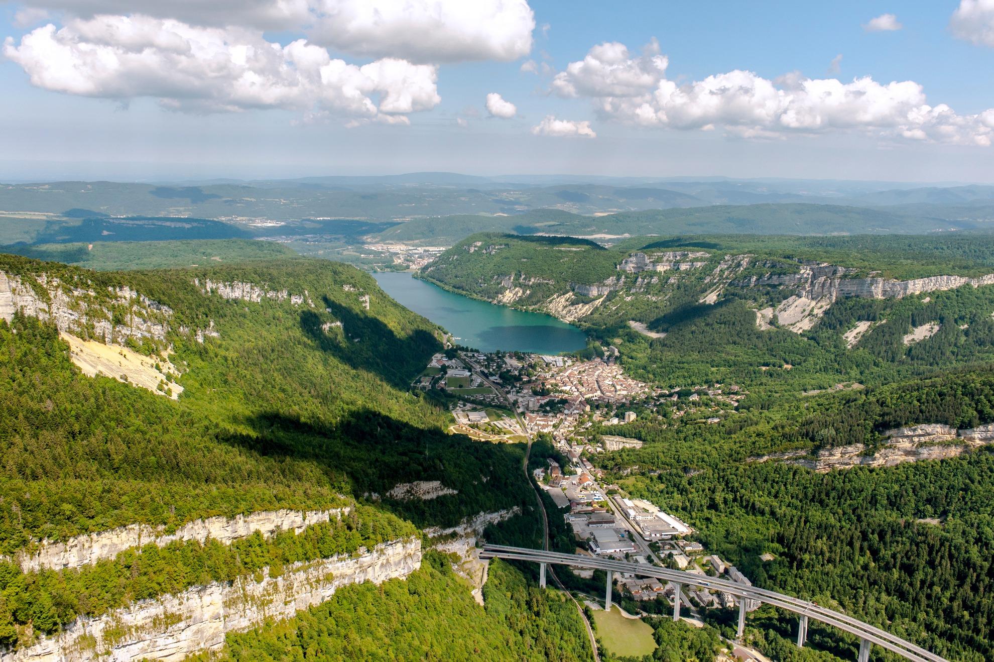 Nantua haut bugey montagnes du jura station de trail - Office de tourisme nantua ...